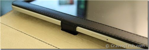 iPad Side case review - secured