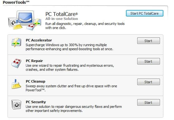 System Mechanic 10 - PC Total Care
