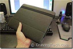 LUXA2 PA4 Review - case