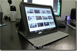 LUXA2 PA4 Review - viewing angles