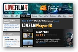 LoveFilm - watch online
