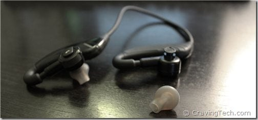 Plantronics BackBeat 903plus review - earbuds