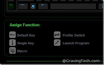 Assign function