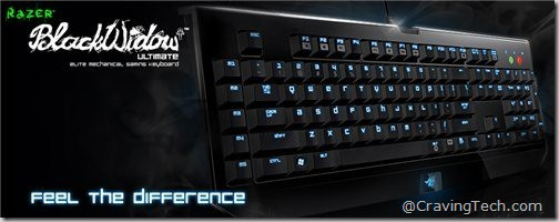 Razer BlackWidow Ultimate Review