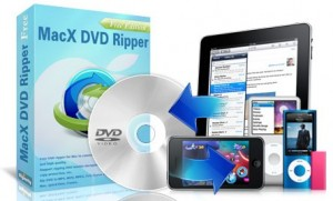 Rip DVDs on Mac for free with MacX free DVD Ripper