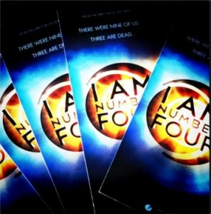 I Am Number Four movie tickets giveaway