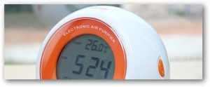USB Digital Thermo Clock With Air Purifier Review