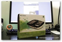 Belkin Conserve Valet Review - packaging