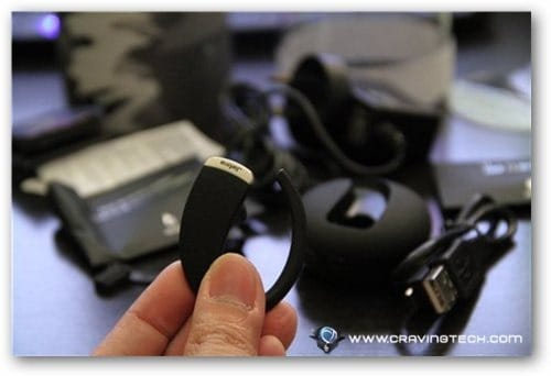 Jabra STONE2 Review - leather