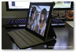 Acase iPad 2 case review angle 4