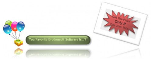 Brothersoft giveaway