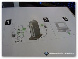 Belkin N600 HD Review - instructions