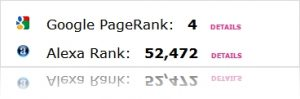 Google PageRank Update 2011 – PR4 for Craving Tech!