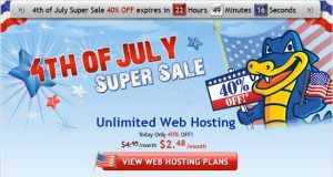 HostGator discount