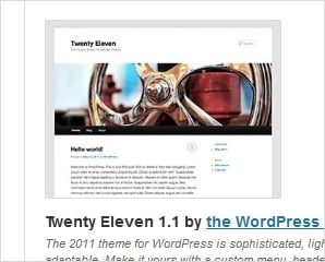 WordPress 3.2 is released today! What's new?