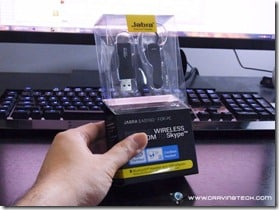 Jabra EASYGO Review - package front