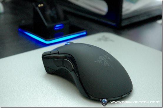 top gaming mice 2012