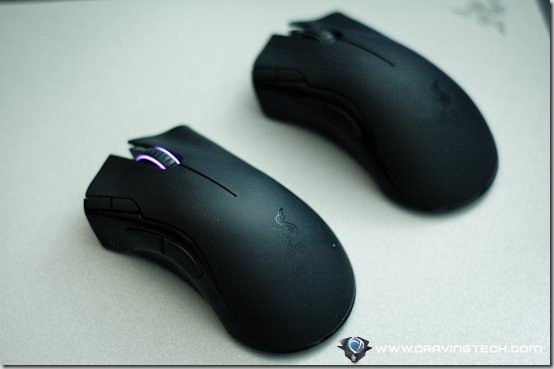 Razer Mamba 4G Review - old vs new