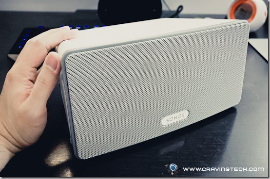 SONOS Play 3 Review -Speaker