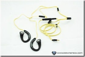 Jabra SPORT Corded Review - long cables