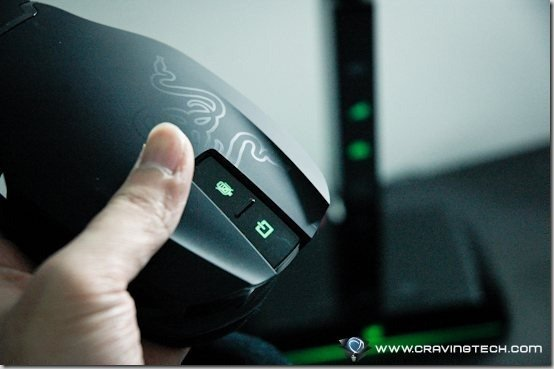 Razer Chimaera 5.1 Review - power