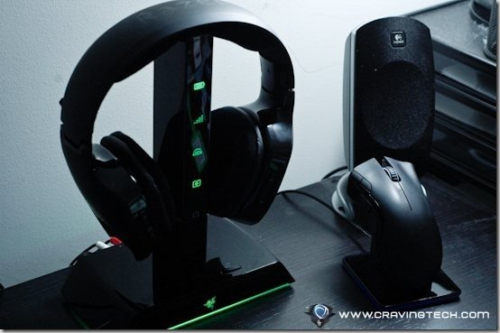 Razer Chimaera 5.1 Review - with Razer Mamba