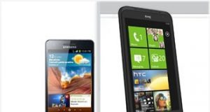 Samsung Galaxy S2 vs HTC Titan