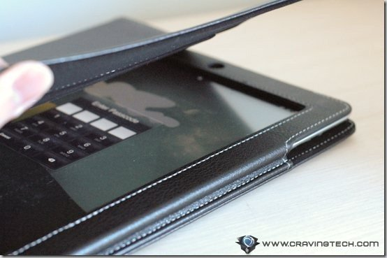 Snugg iPad 2 Case Review - auto on off