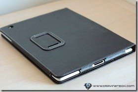 Snugg iPad 2 Case Review - back