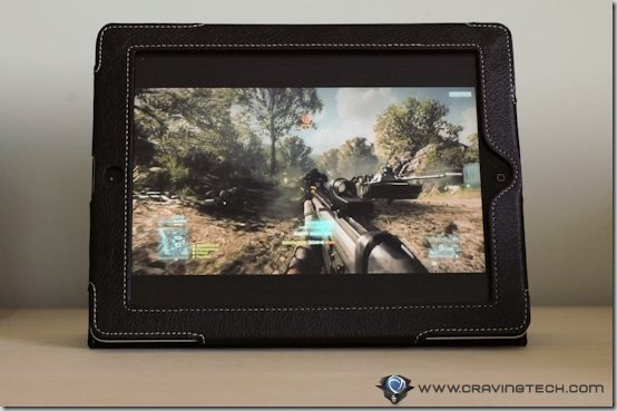 Snugg iPad 2 Case Review - watch movies