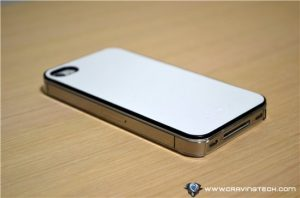 Aranez iPhone 4S White