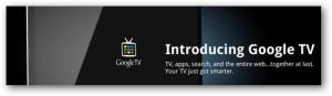 Google Internet TV – How Will Search Results Be Effected?