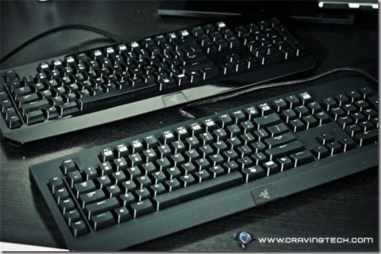 Razer BlackWidow Ultimate Stealth Edition Review