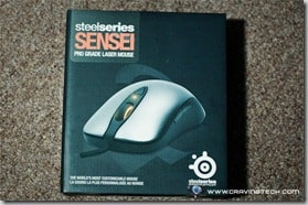 SteelSeries Sensei Review - front