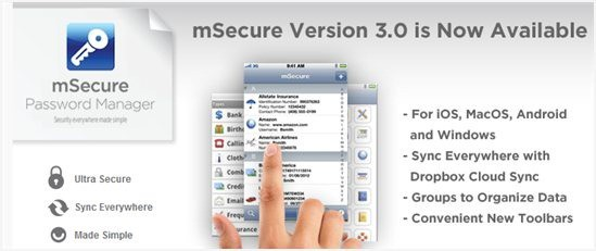 mSecure Review