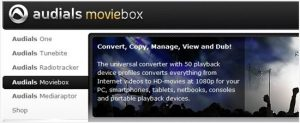 Audials Moviebox licenses giveaway