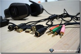 CM Sirus cables