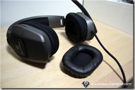 CM Sirus ear cups