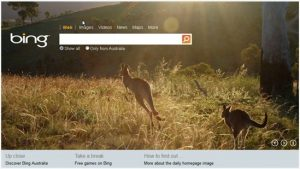 Bing Australia goes out of Beta