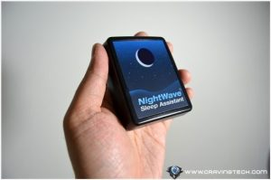 Having trouble sleeping? Let NightWave helps you!