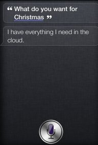 Compilation of iPhone 4S Siri funny responses