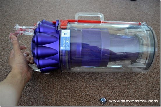 Dyson DC41 canister