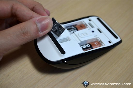 Microsoft Touch Mouse receiver