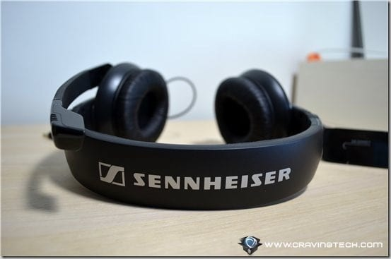 Sennheiser PC 333D top