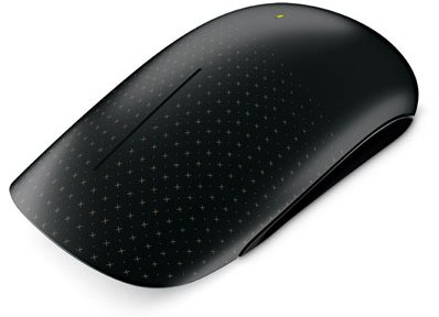 Microsoft Touch Mouse Review