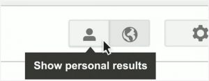 Google Search gets personal