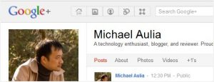 Google Plus now allows nicknames other than real names