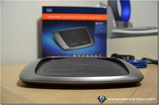 Linksys X3000 Review