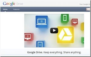 Google Drive – a little too late?