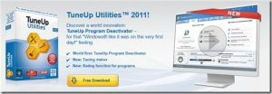 Download TuneUp Utilities 2011 for free